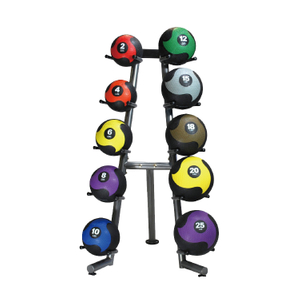 Hot Sale Gym Medicine Ball Rack RK-M-005 -Vigor