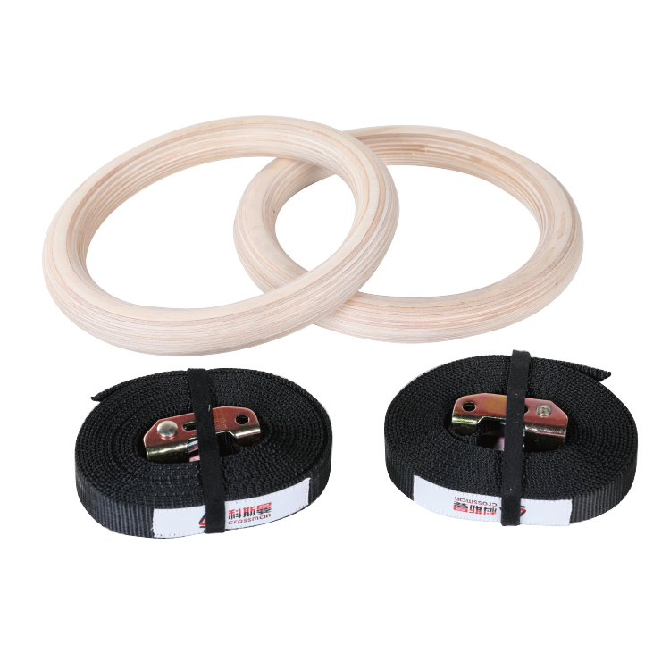 China Wooden Gym Ring GMR-W-002 -Vigor