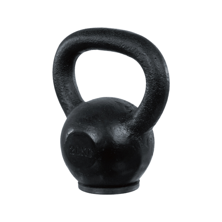 High Quality Gym Cast Iron Kettle Bell KB-I-104B -Vigor