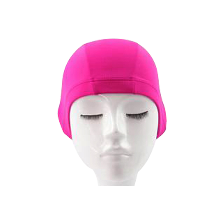High quality silicone swimming cap with ear cover SC-010 -Vigor