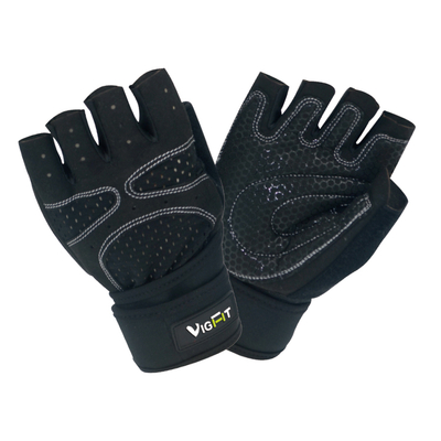 New Black Wholesale Training Gloves Vigor - GL-021