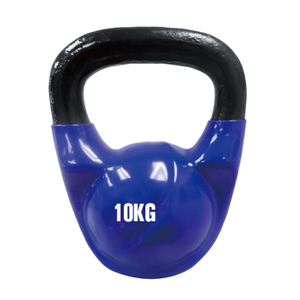 China High Quality Round Vinyl Coated Kettlebells Vigor - KB-D-103