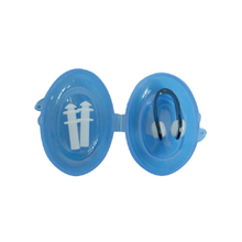 Diving silicone waterproof earplug and nose clip set for swimming EN-002 -Vigor