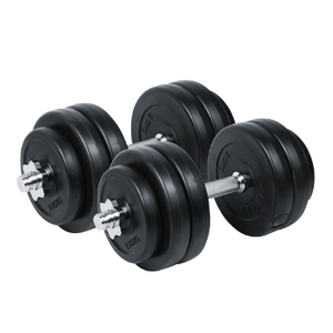 30kg Cement Dumbbell Set